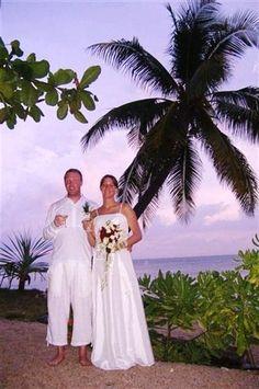 Bröllop på Koh Lanta, wedding Koh Lanta. Annelie & Niklas 2007.
