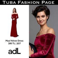 - #TubaBüyüküstün's Dress by @adl_official | $57 ♥️ -  In #Milliyetsanat Magazine Photoshoot   #tuba_büyüküstün #tubabuyukustun #tuba_buyukustun #tubabustun #TubaFashion   #TubaStyle