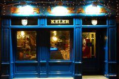 Pamplona - Bar Ulzama    Fachada del Bar Ulzama, situado en la calle San Nicolás del casco antiguo de Pamplona