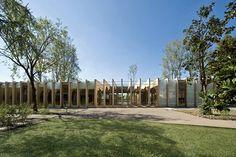 Nido d'infanzia a Guastalla, Guastalla, 2015 - MCA - Mario Cucinella Architects