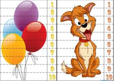 Kindergarten, Toddler Activities, Tigger, Scooby Doo, Disney Characters, Fictional Characters, Education, Collages, Games