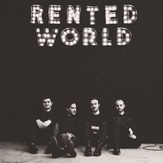 The Menzingers - Rented World on LP + CD