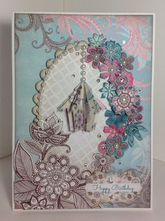 Scrumptious collection. Card designed by Emma Smith