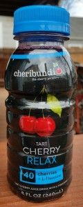Cheribundi Relax Tart Cherry Review   Thirsty Dudes