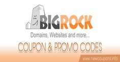 Using Bigrock Discount & Coupon Codes can help you in reducing the cost of the services. BigRock discount will be updating every day if they have new deal!