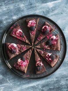 Nem og lækker chokoladekage //Emma Martiny