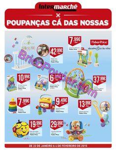 Promoções Folheto Intermarché - de 22 de janeiro a 4 de fevereiro - Poupanças cá das nossas