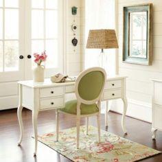 Genevieve Desk | Ballard Designs 52 x 20 x 30.5