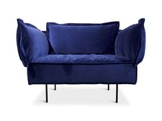 From the iconic Daybed to the grand Modular Sofa, all HANDVÄRK seating objects are meticulously designed in Denmark and characterized by aesthetic sustainability: a timeless object in a quality last a lifetime. Sofa Design, Furniture Design, Danish Furniture, Modular Sofa, Danish Design, Daybed, Blue Velvet, Sofas, Love Seat