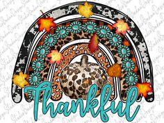 Rainbow Png, Pumpkin Png, Pumpkin Printable, Door Hanger Template, Sunflower Png, Different Holidays, Leopard Pattern, Fall Pumpkins, Original Artwork
