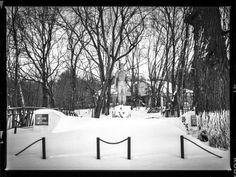 Im Winter erscheint Prypjat noch trostloser als ohnehin schon.