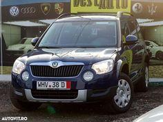 Second hand Škoda Yeti - 7 790 EUR, 219 000 km, 2013 - autovit.ro