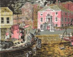 Rena Gardiner. The Customs House Poole