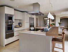 Kitchen Architecture - Home - sensitive refurbishment of cotswold stone family home