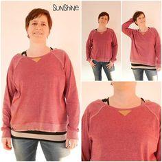 Guten Morgen!  Ich habe jetzt auch einen #lindensweater von #grainlinestudio #lindensweatshirt #handmadeontuesday #snappap by krispold