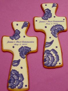 1st Communion gift favours | Flickr - Photo Sharing!