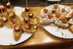 Going Vegetarian in Tapas-Happy Barcelona