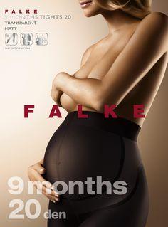 Falke 9 Months Tights 20 DEN
