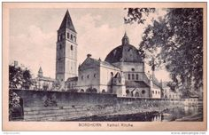 (1910), 1912-1913: rk church St. Augustinus (Nordhorn) – architect: Joseph Keith, Hamburg