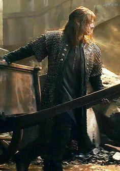 Back at Erebor Legolas, Aragorn, Thranduil, Der Hobbit Film, The Hobbit Movies, O Hobbit, Fili Und Kili, Kili And Tauriel, Aidan Turner Kili