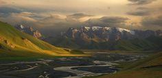 Kok-Kiya Valley | Trip to Kyrgyzstan