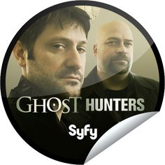 Love Ghost Hunters, but I just don't know how much I'm going to like it without Grant Wilson.  He and Jay together are what make it great for me.