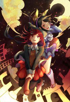 Himiko & Tenko