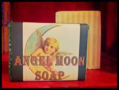 Angel Moon ~ Natural Soap, Candle & Lotion – Nature's Emporium Cherokee Soap Co.