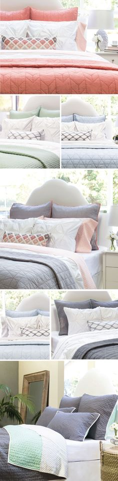 From luxury sheets to designer bedding and colorfully patterned duvets and incredibly soft quilts, find your perfect bedding that fits your style. Discover a better way to shop for bedding with craneandcanopy.com