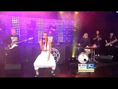MO's dance moves are my life goals <3  [HD] Major Lazer & DJ Snake - Lean On (feat MØ) - GMA (LIVE) - YouTube