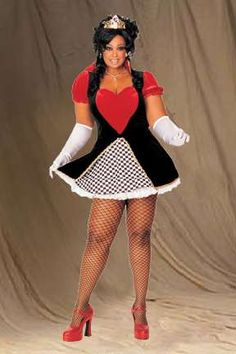 Cute Plus-Size Halloween Costumes for Women #costumes trendhunter.com