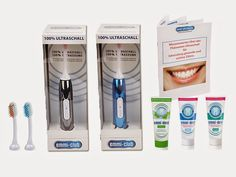 Reinigt sanft und bewegungslos - OHNE zu Bürsten! Hier geht es zu mehr Infos und zum Shop: www.ultraschall-wirkung.de