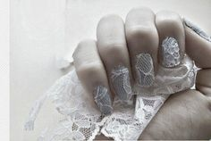 trendy wedding nail art designs 2014