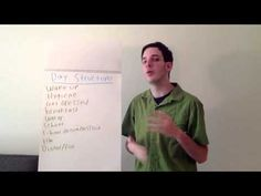 Scheduling School Days For People With Asperger's-In this video, Danny talks about how to best schedule school days for people with Asperger's to minimize stress & maximize productivity.