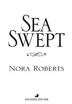 Nora Roberts - Chesapeake saga...loves this series!!!!