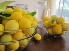 Limoncello, lemon sorbet, delizie al limone ... oh the things you can do!