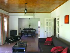 4 bedroom villa in Anse Etoile to rent from £282 pw. With balcony/terrace, air con and TV.