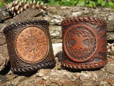 Jeweleeches Vivian Hebing handmade leather bracelets