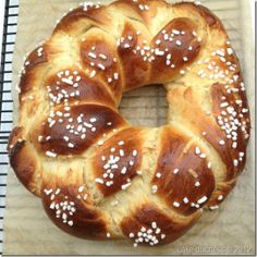 Finnish Pulla Bread  I look forward to baking Christmas breads every year. This beautiful cardamom spiced Finnish Pulla is officially one of my favo...