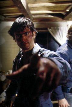 Bruce Campbell - Evil Dead