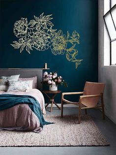75 Most Popular Inspiring Of Master Bedroom Paint Colors Purple themed Master Bedroom Paint Color Ideas Bedroom Themes, Bedroom Decor, Wall Decor, Bedrooms, Wall Art, Bedroom Designs, Bedroom Ideas, Wall Stickers Vintage, Best Bedroom Paint Colors