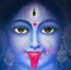 Maa Kali HD Pics and Mata Kaali Wallpaper gallery Goddess Kali Images, Maa Kali Images, Indian Goddess Kali, Durga Images, Goddess Lakshmi, Indian Gods, Maa Durga Image, Durga Kali, Kali Hindu