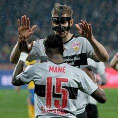 German Bundesliga Football - Eintracht Braunschweig vs VfB Stuttgart