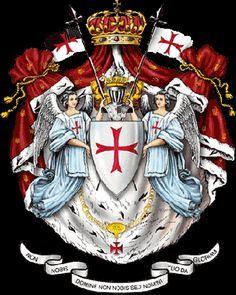 Crest of Knights Templar