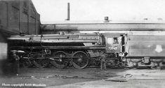 David Heys steam diesel photo collection - 08 - RAILWAY CENTRE CREWE
