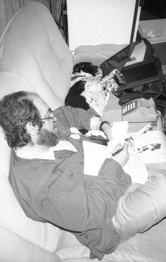 Kubrick on the phone