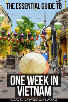 Traveling to Vietnam? Here's the ultimate one week itinerary for Vietnam - perfect for first timers! This guide takes you through the best things to do in Ho Chi Minh City and Hanoi! #travel #vietnam #itinerary