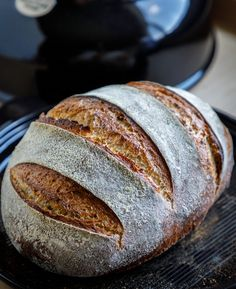 #bread #baking #thefreshloaf #woodfired