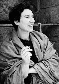 Natalie Ginzburg an italian great  writer