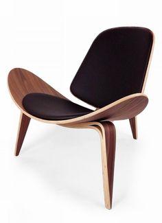 Midcentury Wings Chair